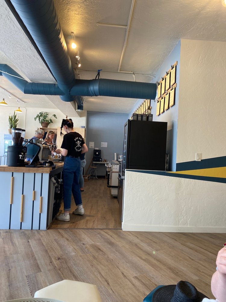 Panhandle Coffee & Ice Cream: 849 N 4th St, Coeur d'Alene, ID