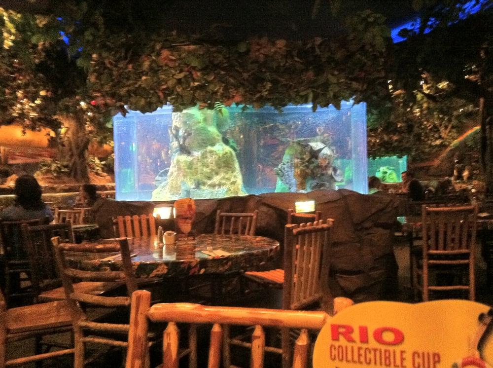 Costa Mesa Rainforest Cafe