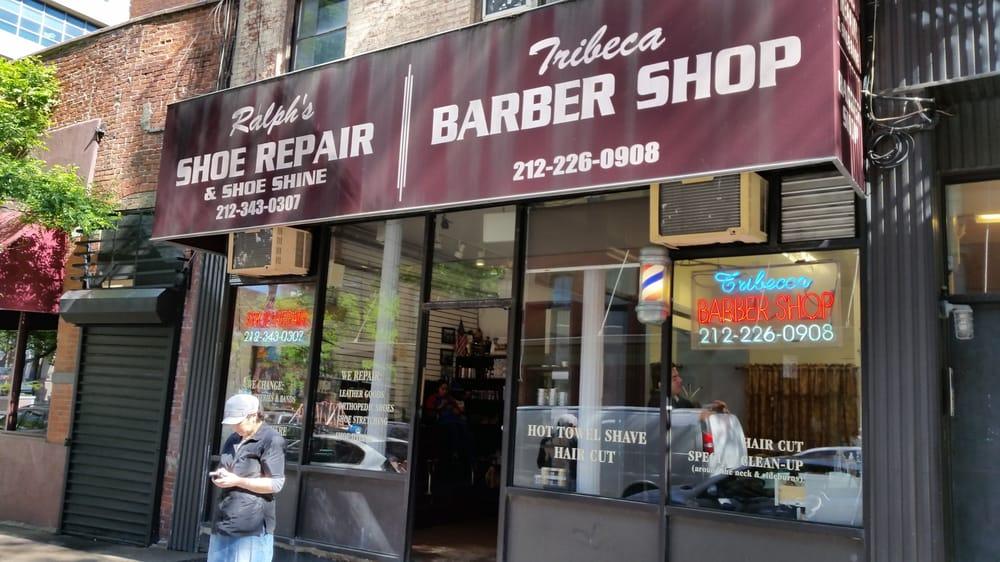 Tony Shoe Repair New York Ny