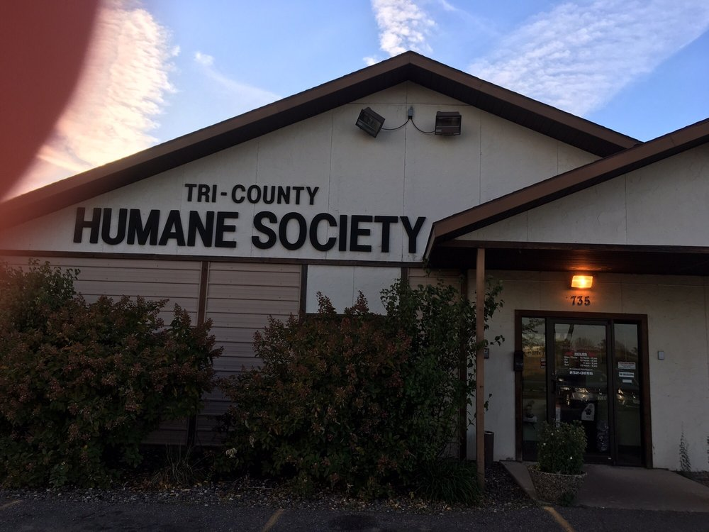Tri County Humane Society: 735 8th St NE, Sartell, MN
