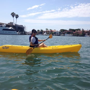 Photo Of Southwind Kayak Center Al Base Newport Beach Ca United States