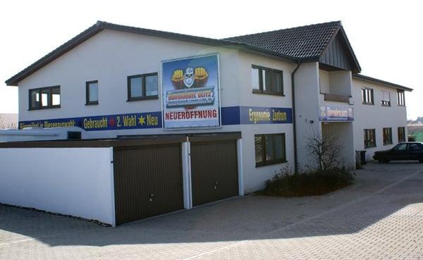 Büromöbel Blitz - Möbel - Siedlerstr. 18/1, Gäufelden, Baden ...