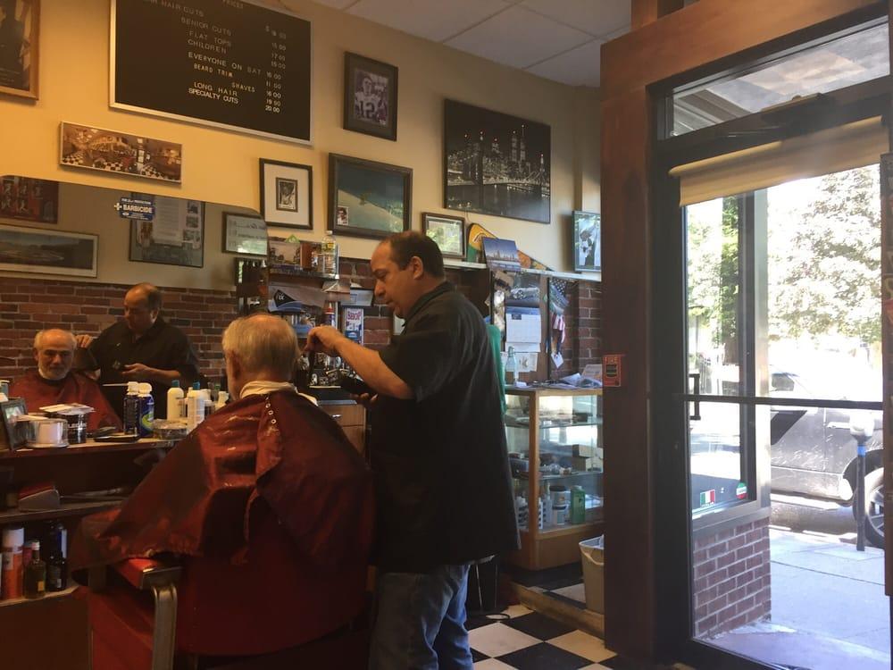 Salvis Barber Shop: 386 Watertown St, Newton, MA