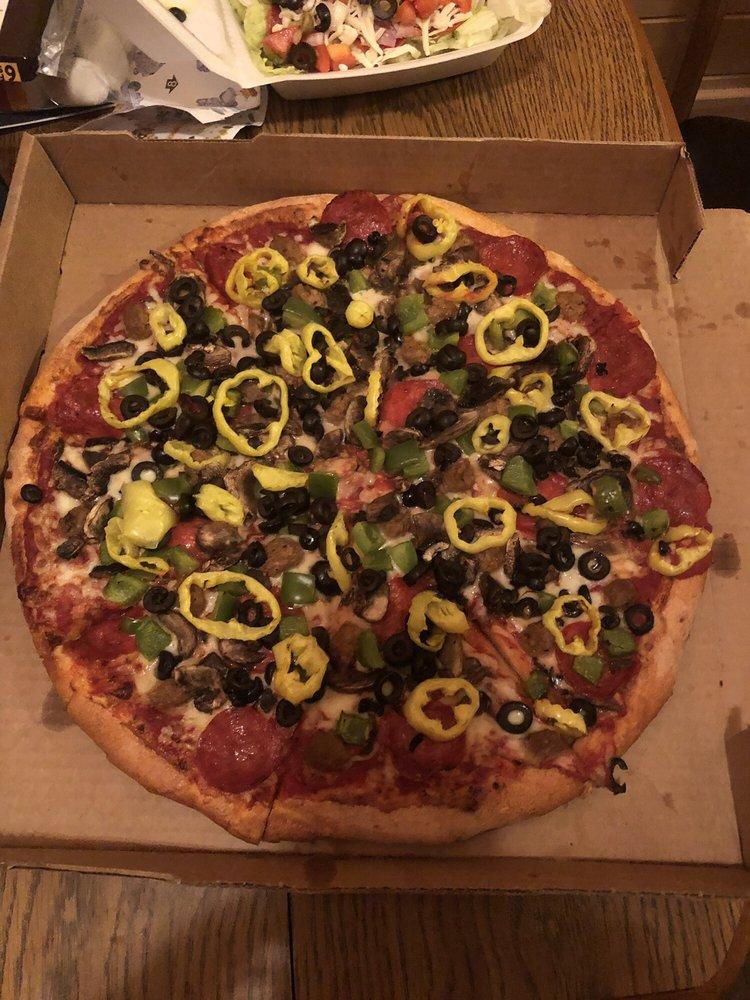 Sicilian Brothers Pizza: 1509 S State Rd, Davison, MI