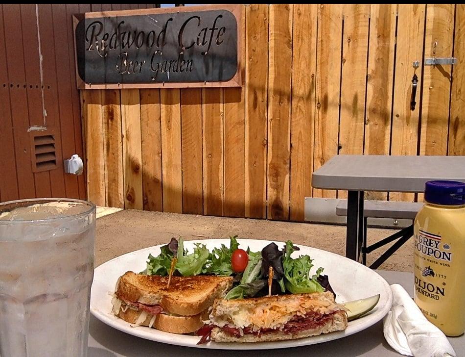 Redwood Cafe Menu Cotati Ca