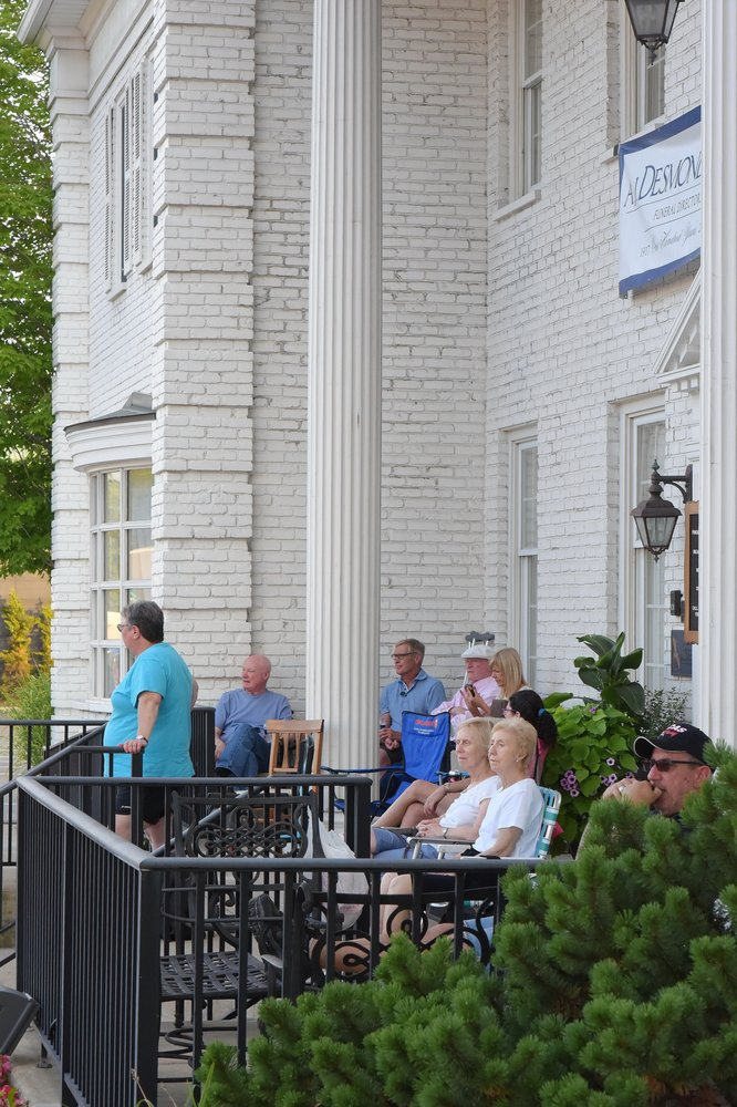A.J. Desmond and Sons Funeral Home: 32515 Woodward Ave, Royal Oak, MI