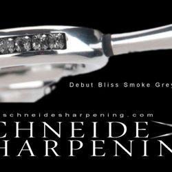 Schneide Sharpening - Request a Quote - Knife Sharpening