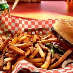 Burger checker chubby