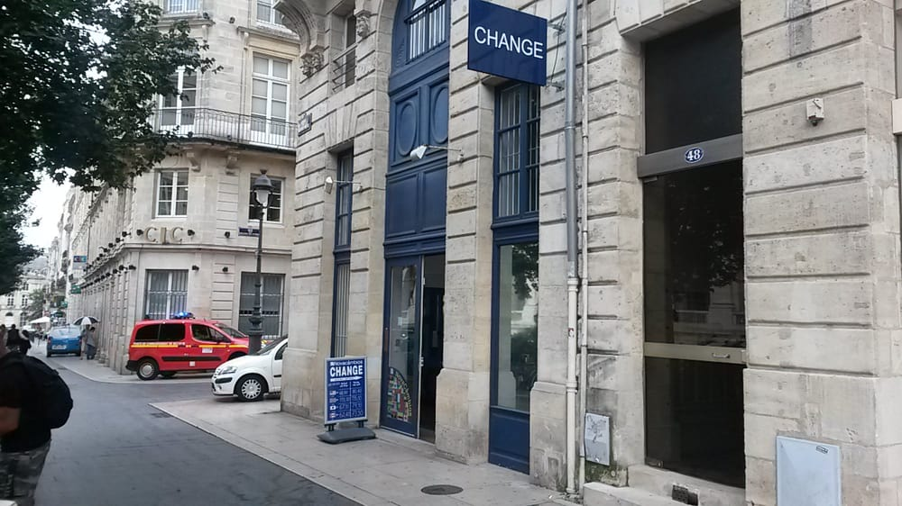 Nova c mbios bureau de change 46 cours du chapeau - Bureau de change bordeaux intendance ...