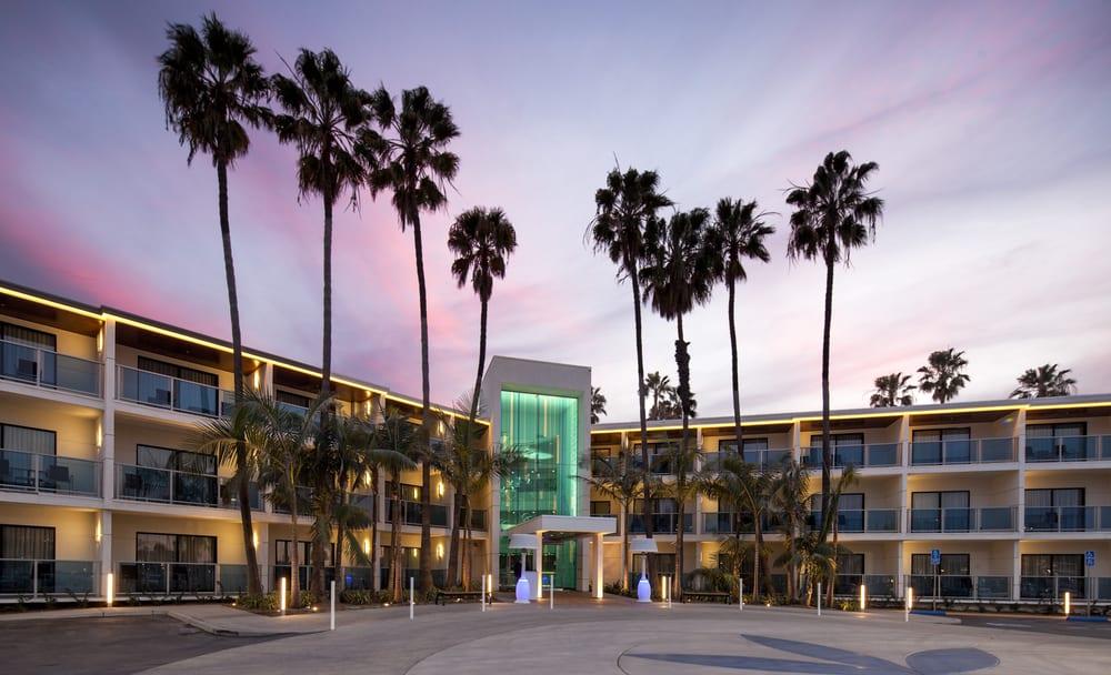 The Marina Del Rey Hotel