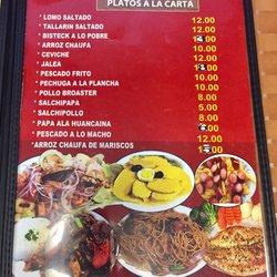Peruvian Restaurant Bakery Passaic Nj