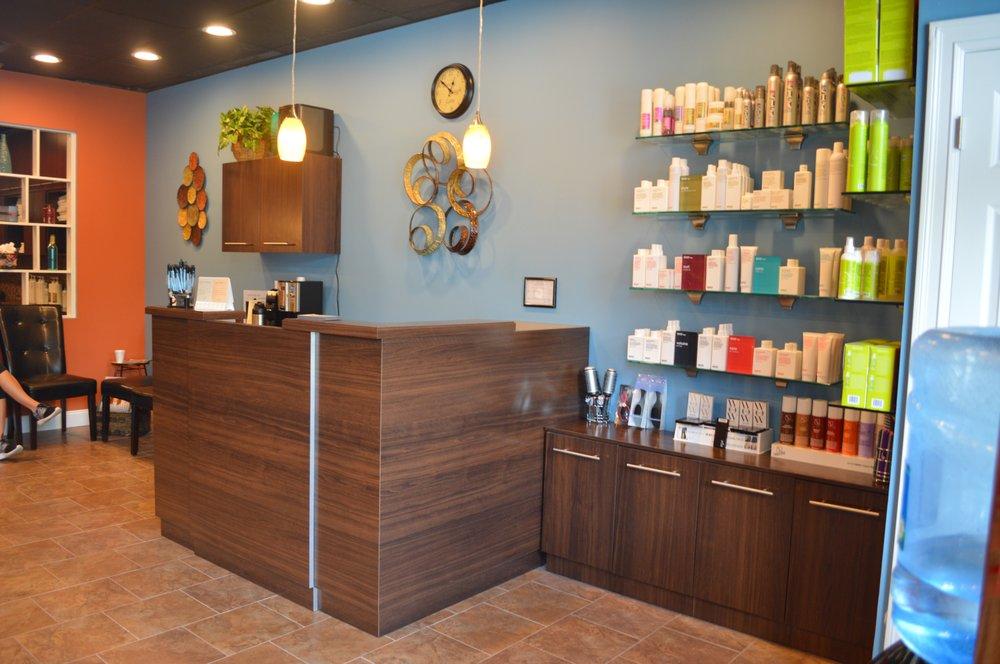 Strandz Hair Salon: 760 Montauk Hwy, Center Moriches, NY