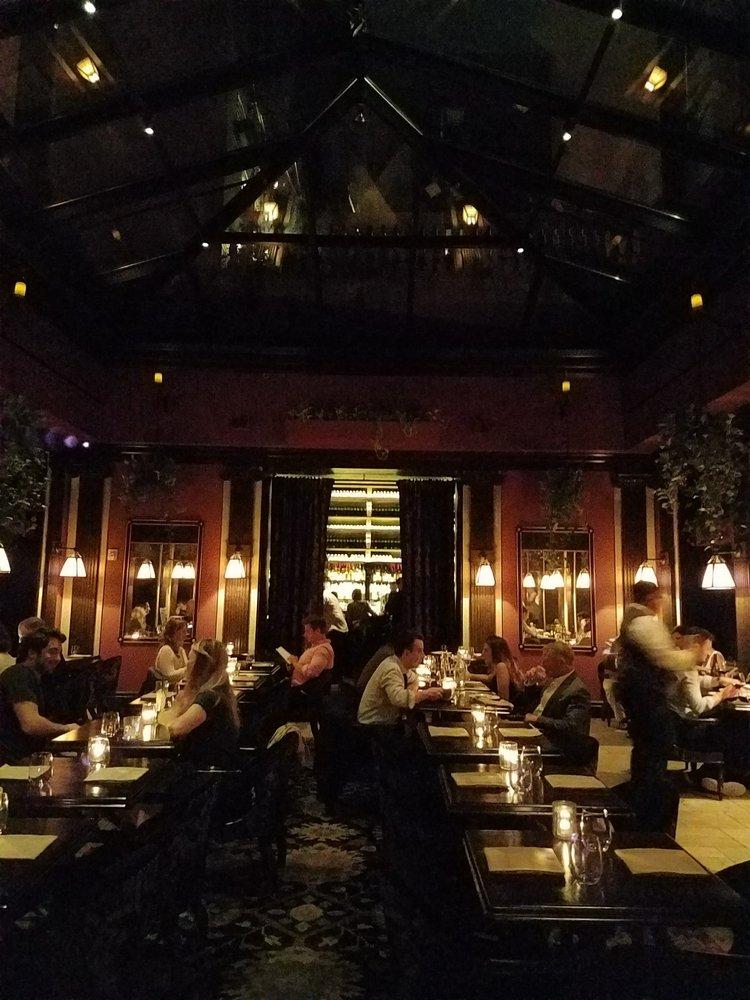 Nomad Restaurant New York Yelp