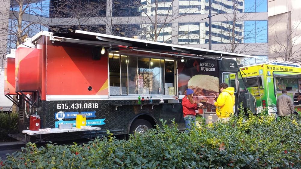 Apollo Food Truck Nashville