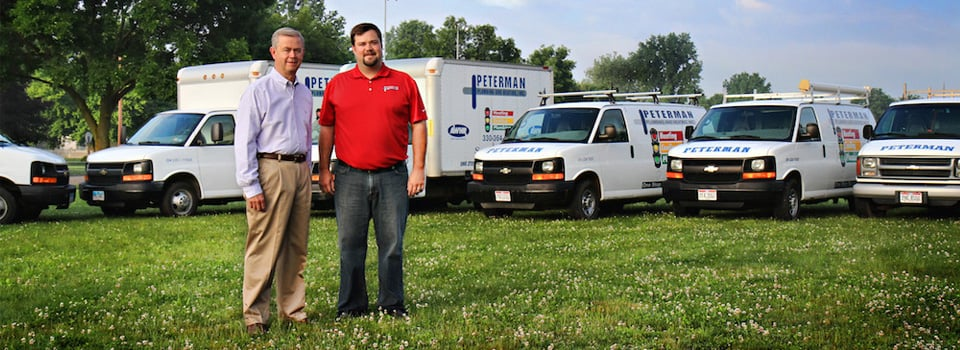 Peterman Plumbing & Heating: 525 W 15th St, Dover, OH