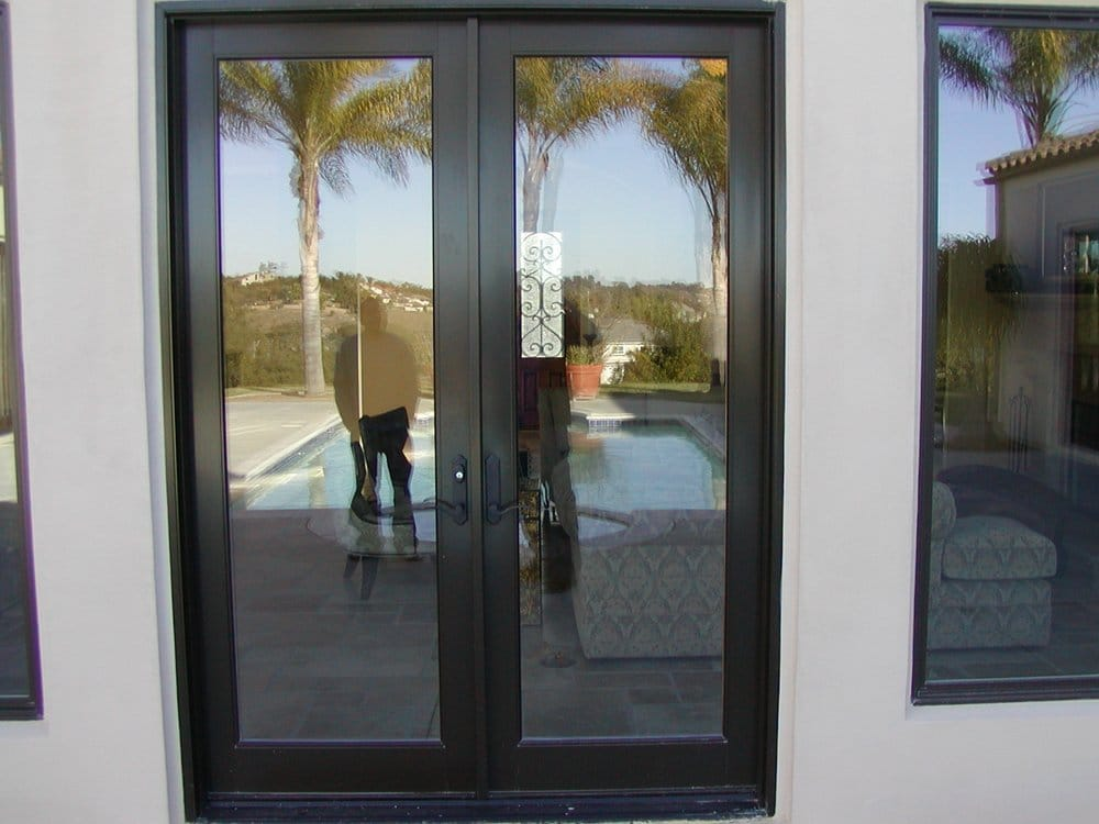 Bronze Fiberglass French Doors Yelp