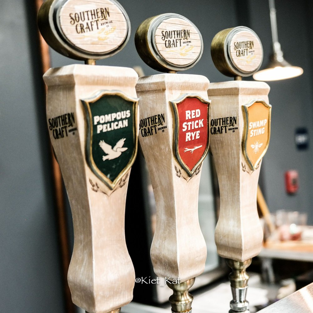 Southern Craft Brewing: 14141 Airline Hwy, Baton Rouge, LA
