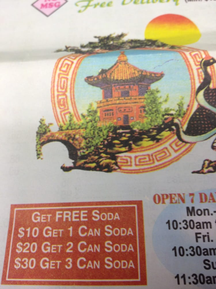 Chinese Food In Ossining