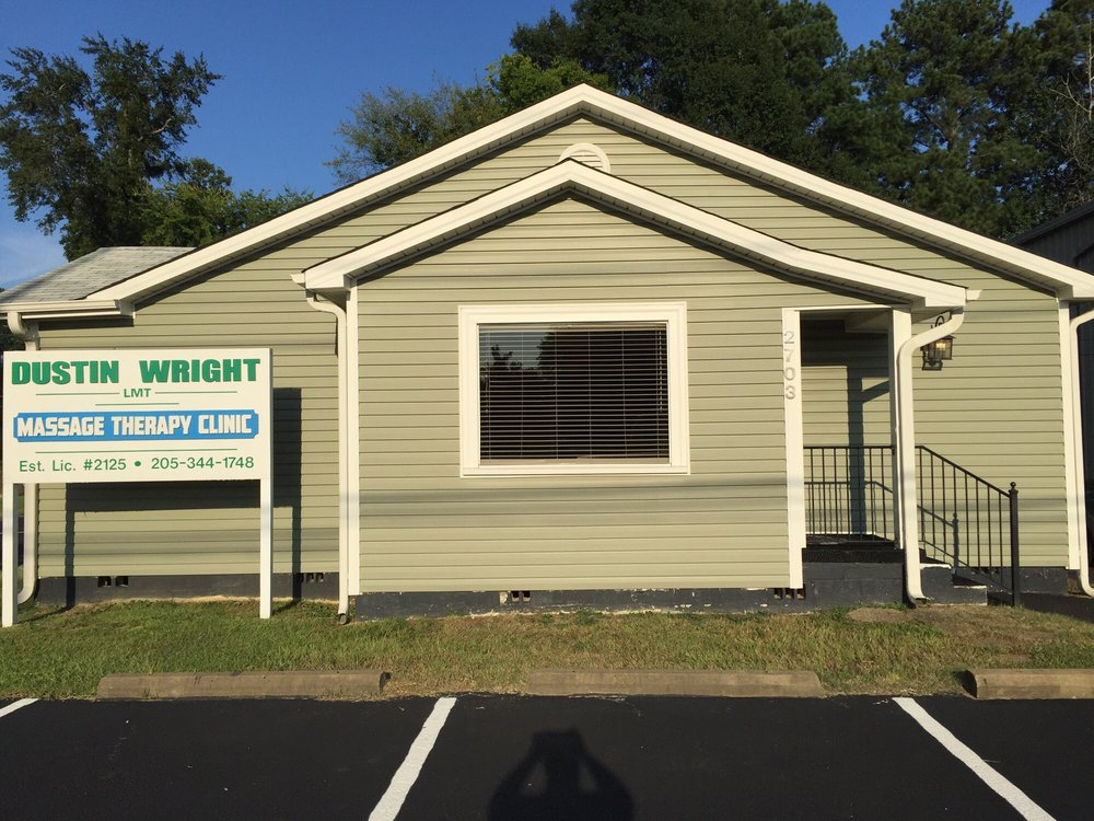 Dustin Wright: 2703 Mcfarland Blvd E, Tuscaloosa, AL