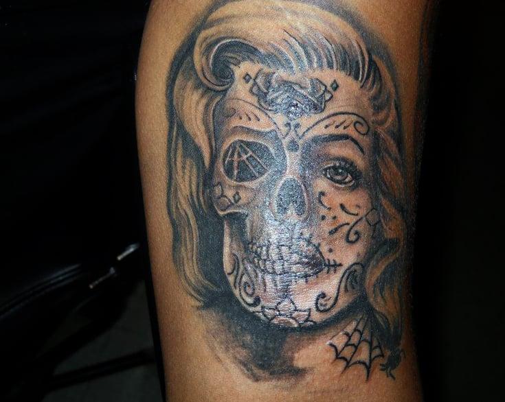 Spanky's Tattoo Studio: 1513 Mount Ephraim Ave, Camden, NJ