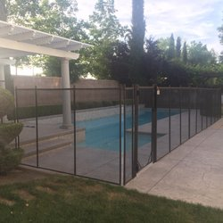 Photo Of Guardian Pool Fence Systems Fresno Ca United States Our New