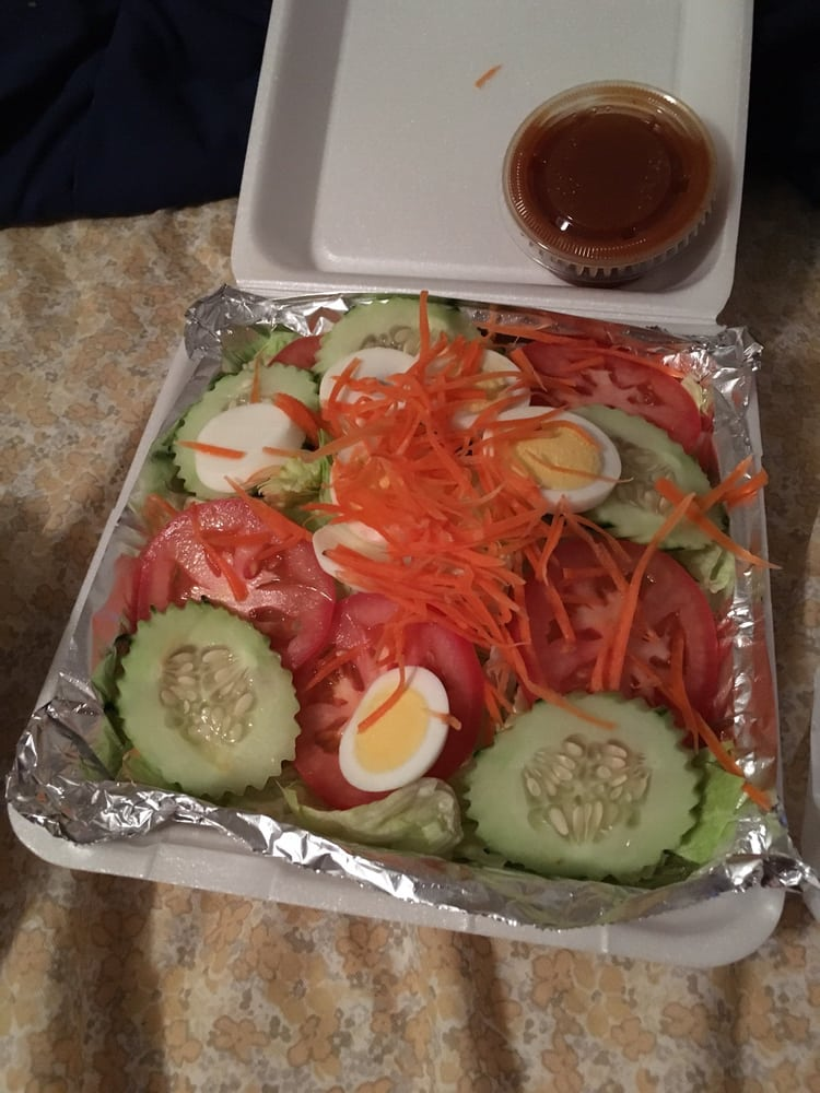 House salad yelp for At siam thai cuisine