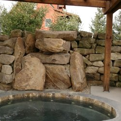 Photo Of Coblentz Country Cabins   Berlin, OH, United States. Beautiful Hot  Tub