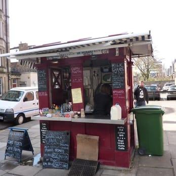 Photo Of Police Box Coffee Bar   Edinburgh, United Kingdom