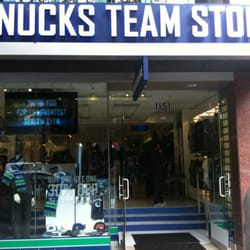 hot sale online a7416 ca443 Canucks Playoff Team Store - CLOSED - Sports Wear - 653 ...