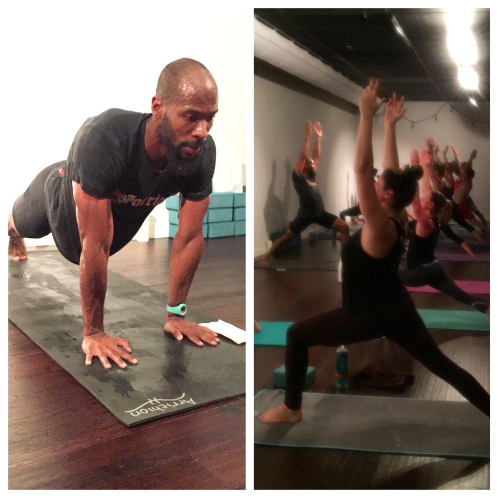 Arrichion Hot Yoga - Durham