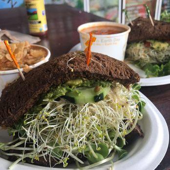 The Stand Natural Foods Laguna Beach Ca