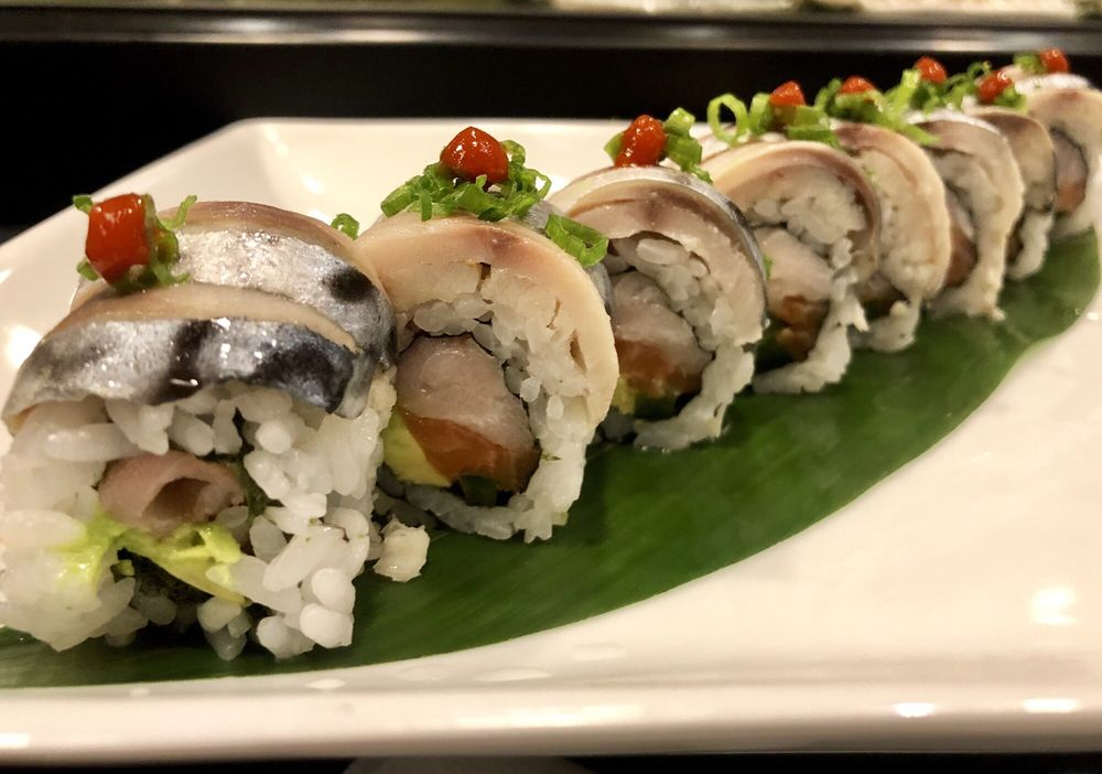 Kamei Sushi and Grill: 951 William D Fitch Pkwy, College Station, TX