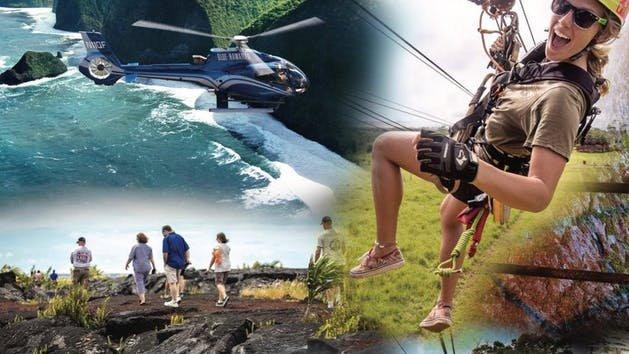 Hawaii Adventure Tours: Pāhoa, HI