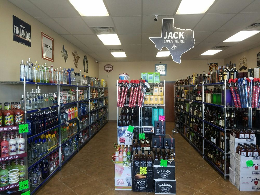 Liquor Express: 13600 FM973, Manor, TX