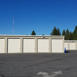 Photo of About Space - Spokane WA United States. Large storage units so & About Space - Get Quote - Self Storage - 3715 E 55th Ave Spokane ...