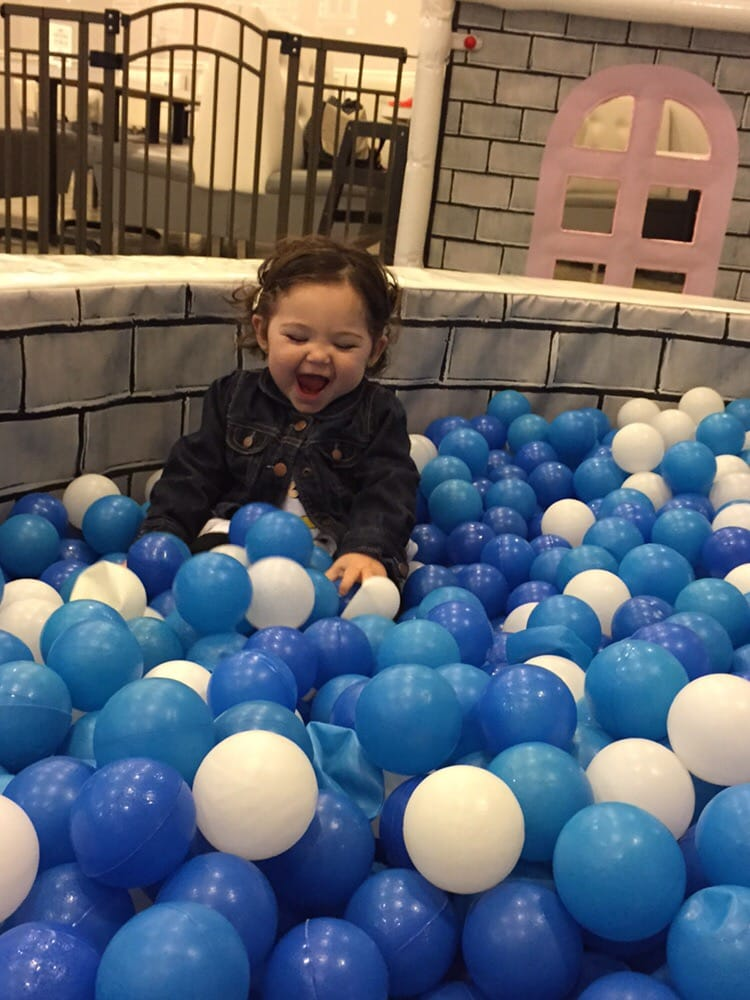 My little monster loves the ball pit yelp for Ball pits near me