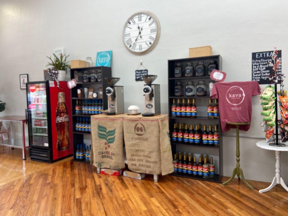 Kava Coffee Exchange: 106 Kirkland Street, Abbeville, AL