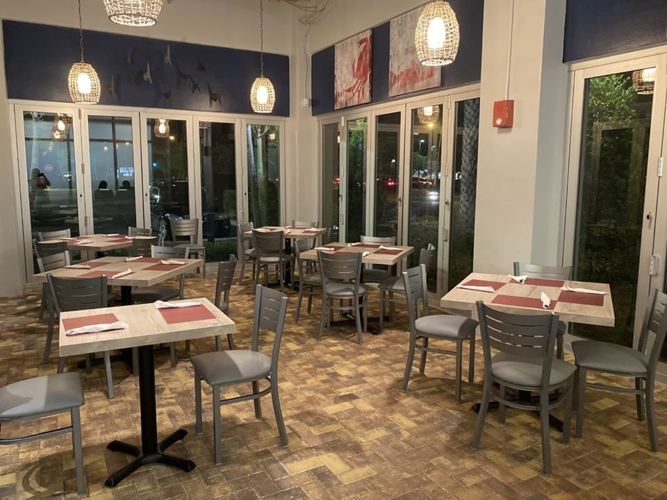 Seafood Street Eatery: 341 E Yamato Rd, Boca Raton, FL