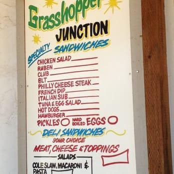 Grasshopper Junction D...