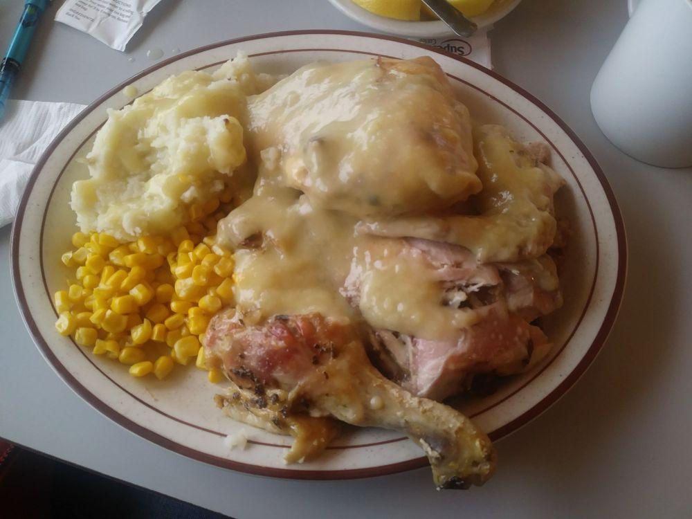 Parkway Family Restaurant & Pancake House: 1400 13th Ave, Mendota, IL