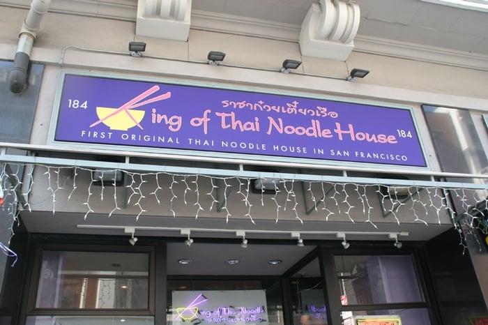 King Thai Food San Francisco