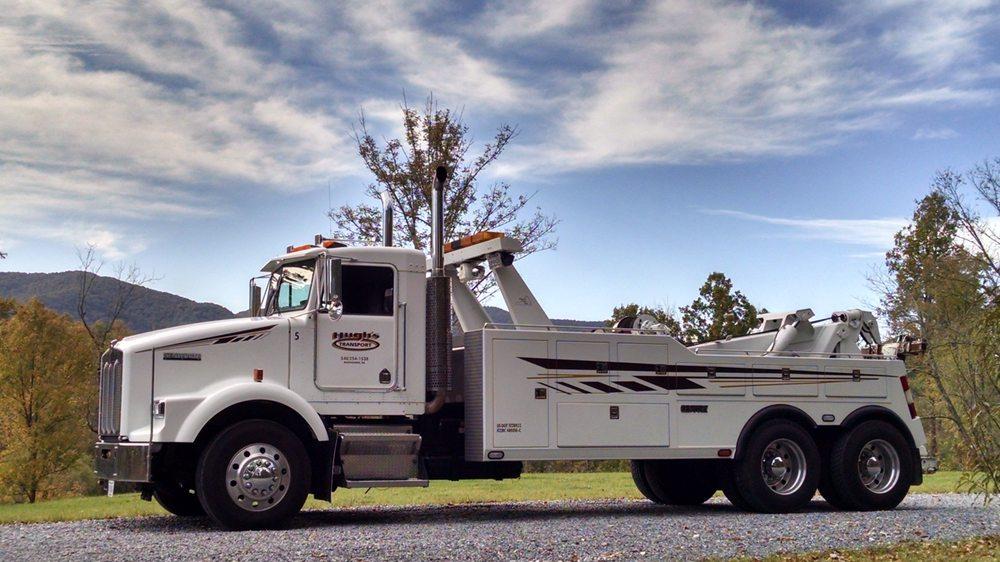 Hugh's Transport: 14822 Lee Hwy, Buchanan, VA