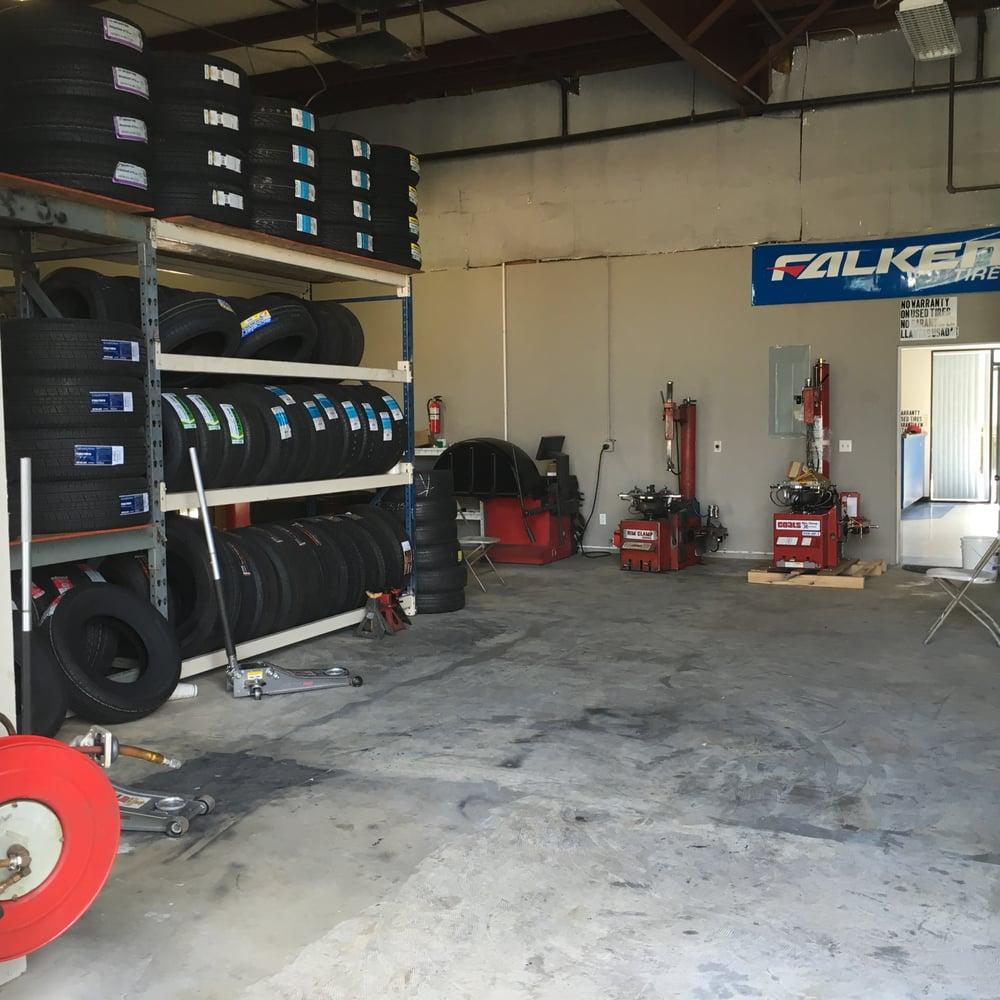 Kamila S Tire Shop Auto Repair 5000 E Calle San