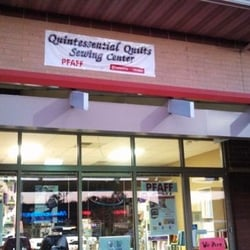 Quintessential Quilts Sewing Center - Fabric Stores - 4261 Lien Rd ... : quilt shops madison wi - Adamdwight.com