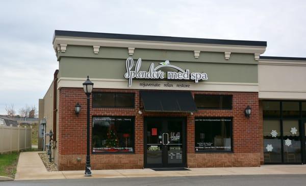 Center Salon And Spa Greensburg Pa