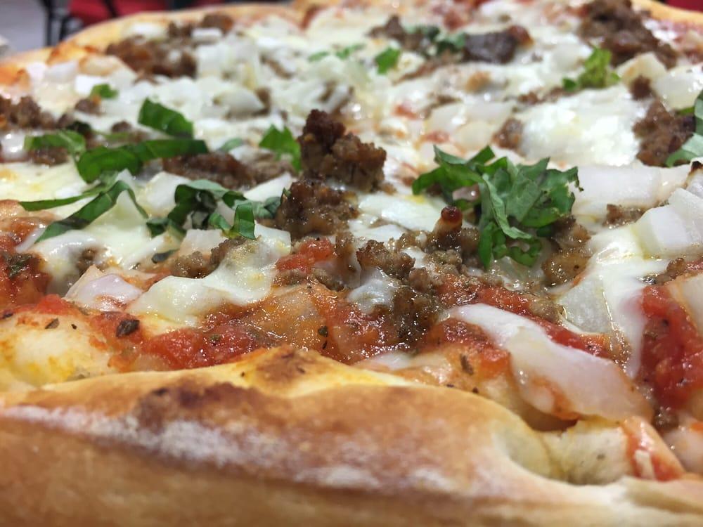 Agazajo's Flying Pizza & Italian Restaurant