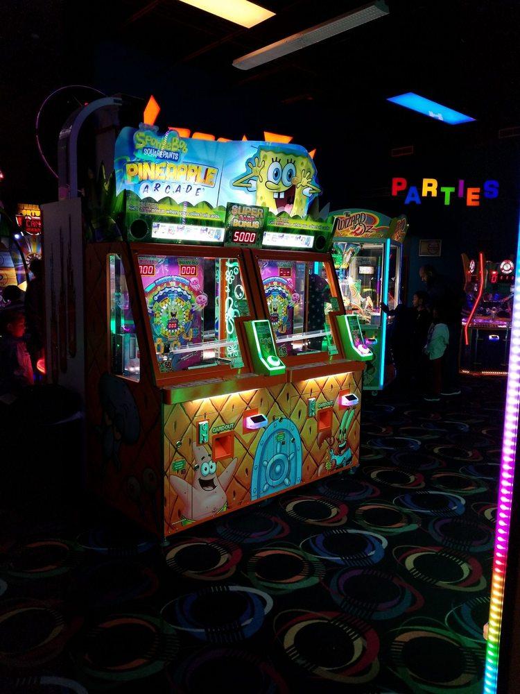 Laser Tag & Games