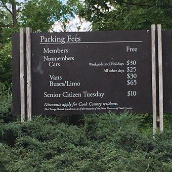 Beau Photo Of Chicago Botanic Garden   Glencoe, IL, United States. Parking Fees