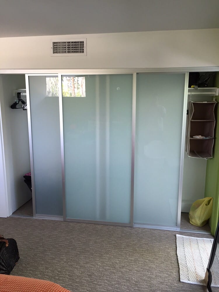Photo Of Sliding Door Solutions   Palm Desert, CA, United States. 3 Panel
