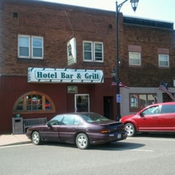 Photo Of Restaurant Hotel Bar Grill Turtle Lake Wi United States